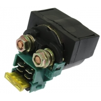 Starter Solenoid Relay w/ 20 Amp Fuse Universal Scooter Moped ATV