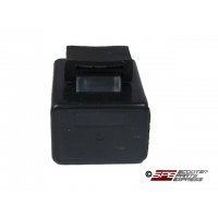 Turn Signal Flasher Relay 2 Pin Universal Scooter Moped ATV