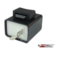 Turn Signal Flasher Relay,  2 Pin, Universal