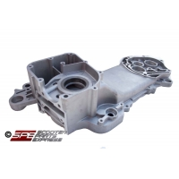 Crankcase Left GY6 50 139QMB QMB139 Long Case 16.8""