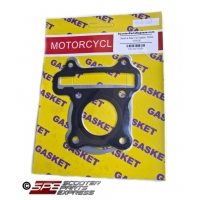 Gasket Head & Base Set 51mm GY6 50 139QMB 110cc Big Bore