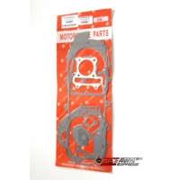 Gasket Set 52mm GY6 50 139QMB  125cc Big Bore Long Case 10 bolt cover