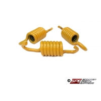 Clutch Springs, 1.5K 1500 RPM (Set of 3), Racing Performance 4-Stroke GY6 50cc 80cc 100cc  Chinese Scooter Moped ATV  Honda Dio 139QMB  1P39QMB