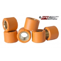Variator Racing Performance ROLLER Set, 16x13 (8.5g) GY6 50cc 139QMB 1P39QMB and Honda DIO