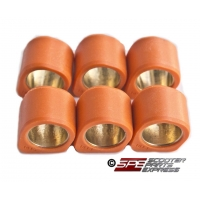 Variator Racing Performance Roller SLIDER Set, 16x13 (4g) GY6 50 139QMB 1P39QMB and Honda DIO