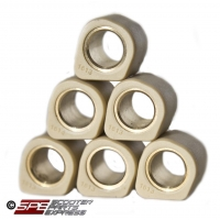 Variator SLIDERS, 16x13 (8g) Racing Performance Chinese GY6 50cc Scooter Moped ATV Honda Dio 139QMB 1P39QMB