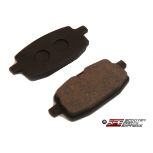 Brake Pads Front Pair Scooter Moped