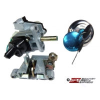 Key Set Ignition Switch Milano Style Scooter Moped