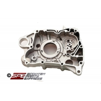 Crankcase, Right,  GY6-125/150cc 4-stroke QMI152/157 QMJ152/157 engines.