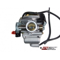 Carburetor 24mm (C) GY6 150 157QMJ Scooter Moped ATV