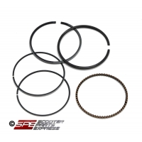 Piston Rings 57.4mm GY6 150 157QMJ Scooter Moped ATV