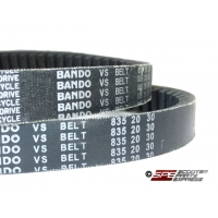835-20-30 Belt Bando GY6 150 157QMJ Long Case 10 bolt cover Scooter Moped ATV