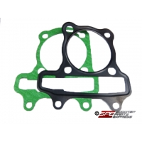 Gasket Head & Base Set 59mm GY6 155 Big Bore 157QMJ Scooter Moped ATV