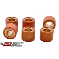 Variator Performance Roller Set, (8g), 15 x 12, 2 Stroke, 1PE40QMB, 1E40QMB,  High Quality Copper Core