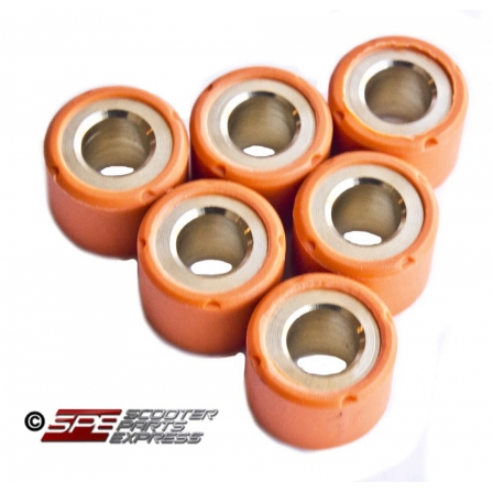 Racing Variator Roller 18 x 14 16 gram for GY6 150cc Chinese Scooters ATV Karts