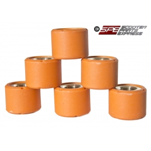 Variator Roller Set 18X14 (15g) Racing GY6 150 157QMJ Scooter Moped ATV