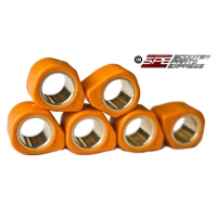 Variator Roller Slider Set 18 x 14 (10g) Racing GY6 150 157QMJ Scooter Moped ATV