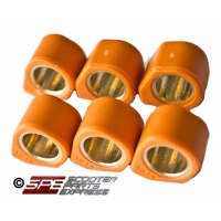 Variator Roller Slider Set 18 x 14 (16g) Racing GY6 150 157QMJ Scooter Moped ATV