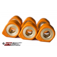 Variator Roller Slider Set 18 x 14 (12g) Racing GY6 150 157QMJ Scooter Moped ATV