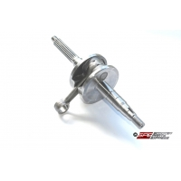 Crankshaft w/ Connecting Rod 10mm Wrist Pin 49cc JOG Minarelli 2 Stroke 1PE40QMB 1E40QMB Scooter Moped ATV