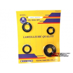 Oil Seal Kit 49cc JOG Minarelli 2 Stroke 1PE40QMB 1E40QMB Scooter Moped ATV