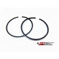Piston Rings, (40mm), Stock, 2T,  JOG Minarelli, 49/50cc