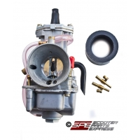 Carburetor 28mm Racing OKO PWK JOG Minarelli 1PE40QMB 1E40QMB 40QMB Scooter Moped ATV