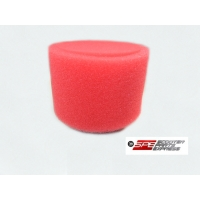 "Air Filter 35mm 1 3/8"" Straight Performance High Flow Pod Dual Layer"