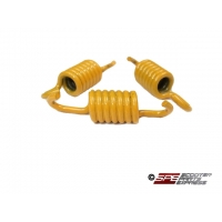 Clutch Springs,1.5K 1500 RPM (Set of 3), Racing Performance Chinese Scooter Moped ATV 2-Stroke Minarelli JOG, 1PE40QMB, 49/50cc