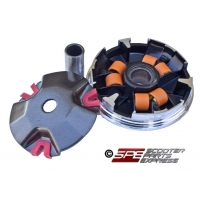 Variator Set Racing 4g Sliders 49/50cc JOG Minarelli 2 Stroke 1PE40QMB 1E40QMB Scooter Moped ATV