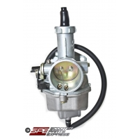 Carburetor, (22mm), PZ22, Left Manual Choke, 4 Stroke Honda style Horizontal engine Dirt Pit Bike Quad ATV