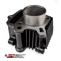 Cylinder Block, 1P50FMG, 100cc,  49mm, 4 Stroke Honda style Horizontal engine Dirt Pit Bike Quad ATV