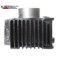 Cylinder Block, 1P54FMI, 125cc, (54mm, 10mm bolt hole), for 4 Stroke Honda style Horizontal Dirt Pit Bike Quad ATV