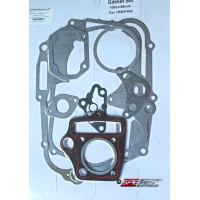 Gasket Set 1P50FMG 100cc 49mm Honda style Horizontal 4 Stroke Dirt Pit Bike Quad ATV