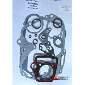 Gasket Set 1P52FMH 110cc 52mm Honda style Horizontal 4 Stroke Dirt Pit Bike Quad ATV
