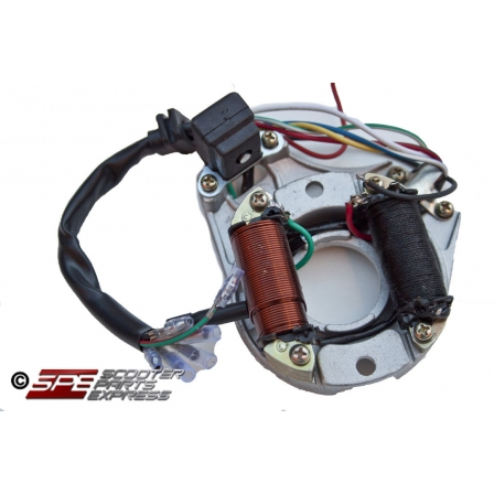 Orion Apollo 70cc Wire Harness likewise Ttr 230 Wiring Diagram moreover 50cc Scooter Engine Diagram Horizontal furthermore  on lifan 125 stator wiring diagram