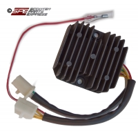 Regulator Rectifier Voltage Regulator CFmoto CF150 Water Cooled 4 stroke 1P58MJ 157MJ E-Charm E-Jewel