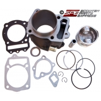 Cylinder Top End Rebuild Kit CFmoto 250cc 172MM CF250 CN250 Scooter ATV Quad Buggy Go Kart 172MM-023100