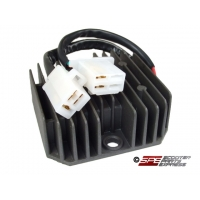 Regulator Rectifier Voltage Regulator 5 Wire 2 plug Linhai VOG 250 260 300 Water Cooled LH170MM LH173MN YP Scooter Moped ATV