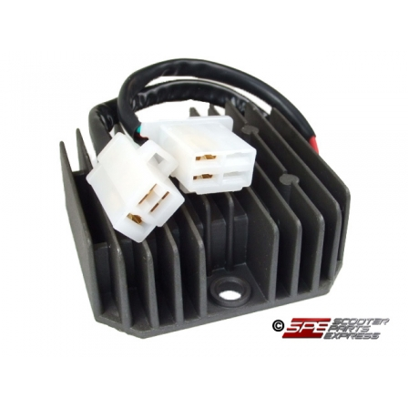 600 1027 0006 regulator 5 wire 2 plug cf250 S4 448x448 regulator rectifier voltage regulator 5 wire 2 plug linhai vog 250  at crackthecode.co