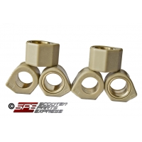 Variator Roller Slider Set 23X18 (20g) Racing 250cc 172MM CF250 Scooter Moped ATV