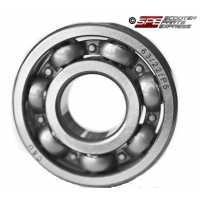 Bearing, 63/22x2/C3, 22mm x 56mm x 15mm, Open, Deep Groove Radial Ball Bearing, Chrome Steel, 157QMJ