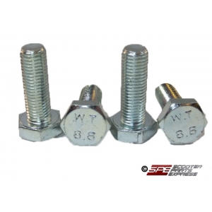 Steering Stem Bolt (M10 x 1.25 x 30) Zip Hurricane B08 Scooter Moped