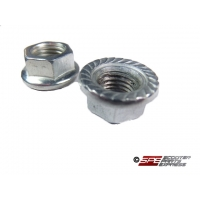 Variator, Clutch, Flywheel Cerrated Nut, (M12), GY6 50cc, 139QMB, GY6 125 150cc 157QMJ, 250cc, 172MM CFmoto