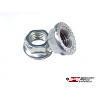 Clutch Nut, Rear Clutch, (M10) GY6 50cc 139QMB