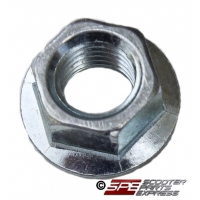 M16 x 1.50 Flanged Locking Nut