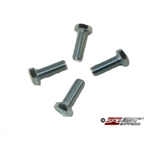 Steering Stem Bolt (M12 x 1.25 x 35) Classic Beauty Scooter Moped