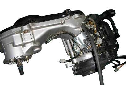 AG50 Engine 2 White Small 50cc, 2 stroke, (1e41qmb), suzuki ad50 ag50, tgb r50x tgb 101s wiring diagram at fashall.co